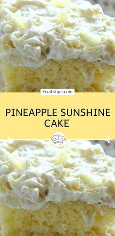 Sauteed Summer Corn and Zucchini (2) Recipes Using Cake Mix, Cake Recipes, Dessert Recipes, Dessert Bars, Easy Desserts, Pinapple Cake, Best Nutrition Food, Proper Nutrition, Nutrition Guide