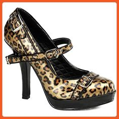 Women's Secret-14 Heel Cheetah Print