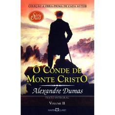 O  Conde de Monte Cristo livro | Livro - O Conde de Monte Cristo - Volume II - Submarino.com.br
