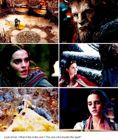From Beauty and The Beast new trailer - Emma Watson<<of course she'd break the spell, she's Hermione Granger, the smartest witch to ever live. Disney And Dreamworks, Disney Pixar, Walt Disney, Disney Love, Disney Magic, Disney Stuff, Beauty And The Beast Movie, Tale As Old As Time, To Infinity And Beyond