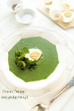 Zupa a pokrzywy