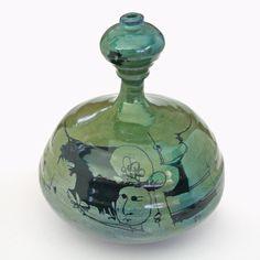 Alan Peascod © Australian Pottery at Bemboka Pickle Jars, Ceramics Ideas, Glass Ceramic, Cool Artwork, Golden Age, Pots, Bottles, Arts And Crafts, Designers