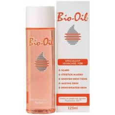 Bio Oil - formulated to help improve the appearance of scars, stretch marks and uneven skin tone.Also highly effective for ageing and dehydrated skin. Bio Oil Before And After, Bio Oil Scars, Acne Scars, Bio Oil Stretch Marks, Uneven Skin Tone, Top 5, Skin Care Regimen, Good Skin, Skincare Routine