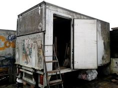 Luton Van box Body with working ALLOY tail lift, water tight and lockable. Van, Water, Gripe Water, Vans, Vans Outfit