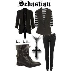 Black Butler Outfits