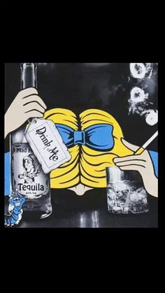 Alice in Wonderland, Mad Hatter Tequila Drink me Arte Disney, Disney Art, Hanna E Barbera, Disney Gone Bad, Bad Trip, Princesse Disney Swag, Go Ask Alice, Dear Alice, Alice Madness