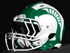 spartans football helmet - Google Search