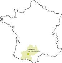 Gite de charme avec piscine et spa au Domaine de Saussignac - Gite de prestige de grande capacité à la frontière du Gers, le charme du Sud-Ouest