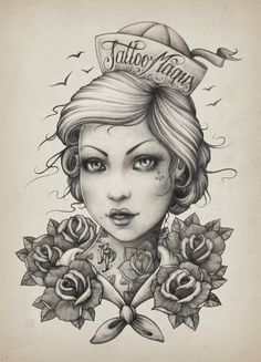 Katalin Berinkey, Tattoo art T-shirt