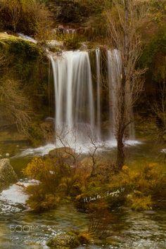 Cascada de el Peñón : by JuanManuelGarciaGarcia #nature #mothernature #travel #traveling #vacation #visiting #trip #holiday #tourism #tourist #photooftheday #amazing #picoftheday