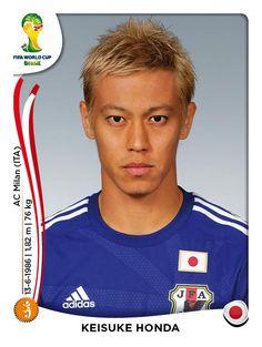 Keisuke Honda - Japan