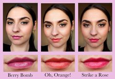Pretty Squared: NEW Maybelline Electro Baby Lips Summer Collection - Review and Swatches