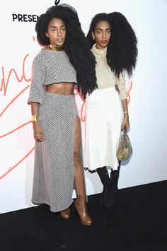 TK and Cipriana Quann