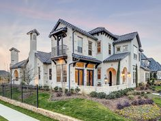 Tuscan style in Southlake, Texas