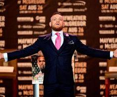 Nu kan du købe et Conor McGregor 'Fuck You' jakkesæt Conor Mcgregor, Floyd Mayweather, Kobe, Street Wear, Blazer, Jackets, Fashion, Men Gifts, Suits