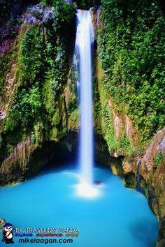 The Traveling Panda: Chasing Waterfalls in Ginatilan, South Cebu: Inambakan, Kampael & Bugnawan