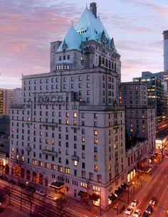 Hotel Vancouver, Vancouver, British Columbia, Canada