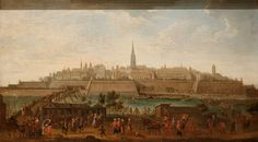 View of Vienna Hungary, 18th Century, Most Beautiful Pictures, City, Austria, Painting, Vienna, Historical Pictures, Framed Pictures