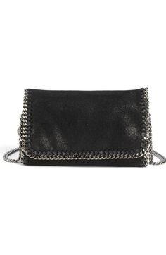 b61c863ab89 Main Image - Stella McCartney  Falabella - Shaggy Deer  Faux Leather  Crossbody Bag Stella