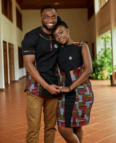 african fashion 4233 Source by Couples African Outfits, African Dresses Men, Latest African Fashion Dresses, Couple Outfits, African Print Fashion, African Attire, African Wear, African Style, African Prints