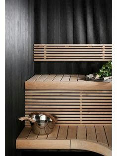 Cool 48 Wonderful Home Sauna Design Ideas