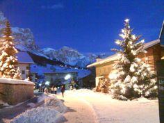 Weihnachten San Cassiano 2012