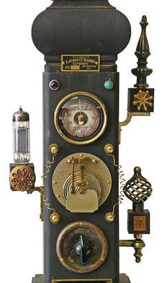 Jules Verne Type II - Klockwerks by Roger Wood