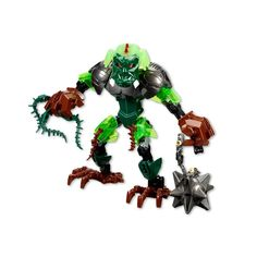 Lego Hero Factory Creature Mutated by Evil Brain
