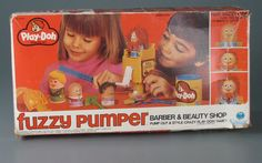 Fuzzy Pumper Barber Shop-OMGosh!!!