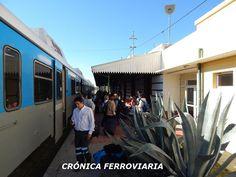 CRÓNICA FERROVIARIA: Después de seis meses vecinos bonaerenses reclaman...