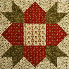 Sewing Block Quilts Maybe I'll use this for our barn quilt block. Chock-A-Block Quilt Blocks: Weathervane Paper Piecing Patterns, Quilt Block Patterns, Pattern Blocks, Quilting Projects, Quilting Designs, Quilting Blogs, Diy Projects, Crazy Quilt Blocks, Civil War Quilts