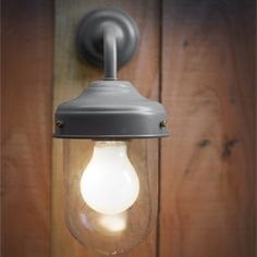 Buy Garden Trading Barn Light online with Houseology Price Promise. Full Garden Trading collection with UK & International shipping. Outdoor Wall Lamps, Outdoor Barn Lighting, Exterior Lighting, Outdoor Walls, Modern Wall Lights, Modern Lighting, Wall Lighting, Lighting Ideas, Porch Lighting