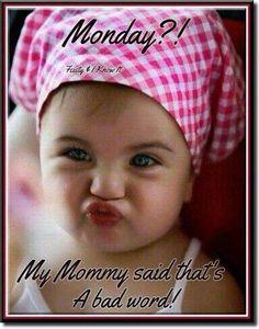 Monday again??!!                                                                                                                                                                                 More
