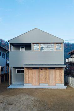 Facade, Tropical, House Design, Interior Design, Architecture, Places, Outdoor Decor, Projects, Color