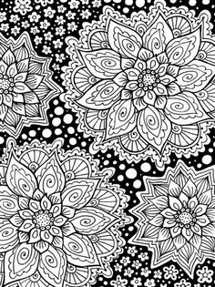 Cindy wilde - mindful page 1 100 dpi cindy wilde coloring pages раскраски, Coloring Book Art, Adult Coloring Book Pages, Printable Adult Coloring Pages, Flower Coloring Pages, Mandala Coloring, Colouring Pics, Mandalas Drawing, Mindfulness Colouring, Pointillism