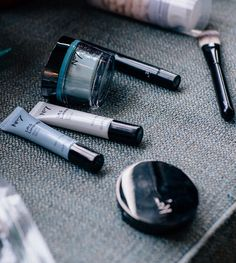 Boots, Boots, and more Boots! Lauria loves to use Lift & Luminate to prep the eye area before applying makeup.