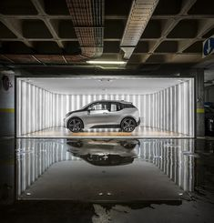 Atelier Centra Acquitectos present the new BMWi to Press