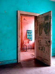 saturated interior: irena graewe