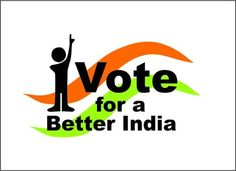 VBI... Vote for a better india.. happy to support for a cause in association with art of living