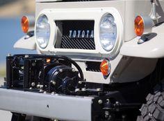 This 1968 Toyota Land Cruiser FJ40 = Adventuremobile Jackpot | Airows