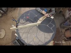 Round Pedestal Dining Table - YouTube