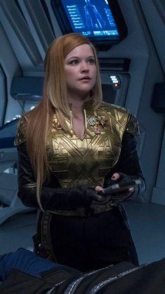 "Cadet Tilley or is it ""Killey Tilley""? - Cadet Tilley or is it ""Killey Tilley""? Star Trek Cosplay, Star Trek Show, Star Wars, Star Trek Characters, Female Characters, Mirror Universe, Star Trek Reboot, Perry Rhodan, Star Trek Images"