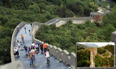 A 2.5 mile version of the Great Wall of China built in Nanchang attracts locals and tourists, and many mistake it for the original 13,170 mile Wall. Is this out of convenience, for tourism, or to prove something?