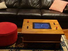 Frankly I owe myself this awesome DIY IKEARetro Arcade Cabinet