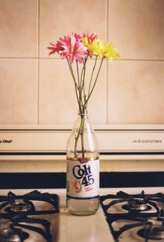 Colt 45 Vase
