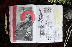 SKETCHBOOK: BIRDS&MANTRAS