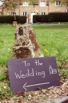 Don't forget about signage!  You don't want your guests getting lost.  Ask your venue if they provide it, and if they don't, ask if you can post signs.  Even if they have generic signs up, add your own to continue your theme from the start!