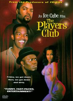 #amazing <p> #Players Club, The (DVD)</p><p>Writer and director Ice Cube (Anaconda, Friday) leads an all-star cast in The Players Club - a revealing, gritty and f...