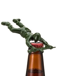 gifts for dad Down the Pike Sgt Pryer Green Army Man Bottle Opener, Fun Unique Gifts For Men - Cool Beer Gifts Best Dad Gifts, Gifts For Dad, Fathers Day Gifts, Dads Presents, Unique Gifts For Men, Cool Gifts, Christmas Presents For Dad, Christmas Gifts, Christmas Ideas