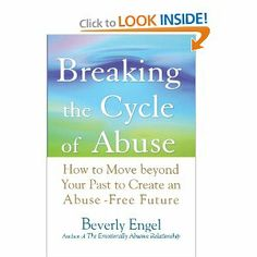 """""""A beacon of hope for women and men who fear that they will pass the abuse they have suffered on to their children, partners, or employees. Humane and compassionate but also clear and down to earth, this is a wonderful contribution to the literature on healing."""" --Lundy Bancroft, author of When Dad Hurts Mom and Why Does He Do That?"""